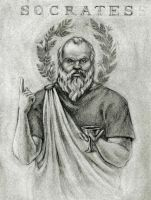 Socrates by LauraDollie