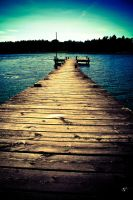 The dock II by shhilja