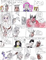 Diablo II Comic Pt 2 by Daowg