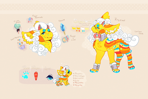 .:Candy Lord Reference:. by Pieology