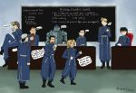 Military Discipline School by DarkenedSakura