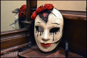 Gothic mask_ by SMartin777