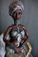 African Queen by twigling