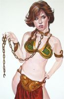 """The Princess"" by davidmacdowell"