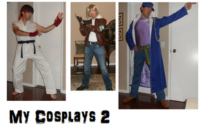 My Cosplays 2 by IronCobraAM