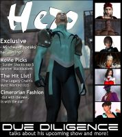 Due Diligence cover by ProphetX