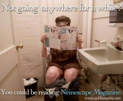 Neinescape ad by Arkham-Insanity