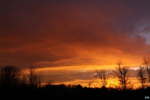 January Sunrise Series #15 by LifeThroughALens84