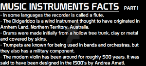 Music instruments facts part 1 by 0-Acerlot-0