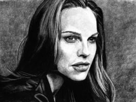 hilary swank by arwenpandora