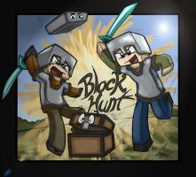 Minecraft GM: BlockHunt by Jose831Loc