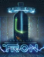 Absolut Tron by VenomEXsoldier