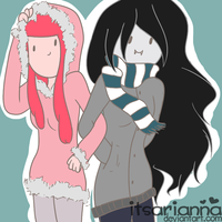 It's Cold by ItsArianna