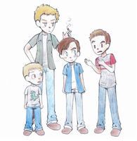 Malcolm in the Middle by Darkreana
