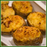 Twice Baked Potatoes by PoodleSchmoodle
