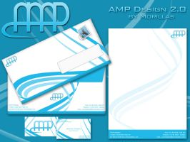 AMP Design 2.0 by Morillas
