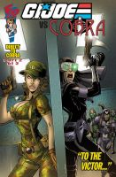 G.I.Joe cover in color by ColtNoble