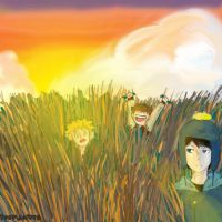 Grass by pudding-diver