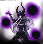 [LOL] The Dark Sovereign by ArtKirby-XIV