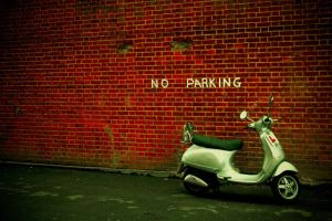 No Parking by Athanase