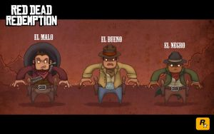 red dead redemption by redeve