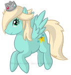 Rosalina Star Pony by Morgen-roete
