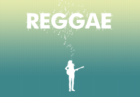 Wallpaper Reggae by leofiger
