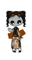 Fantroll - Auction adopt - Won by amaundra by Kismisprits