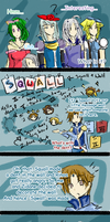 """DISSIDIALAND - """"Sqwall"""" by himichu"""