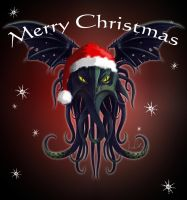 Cthulhu Christmas by TheEpic1