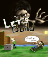 Lets build poster by AJaxx15