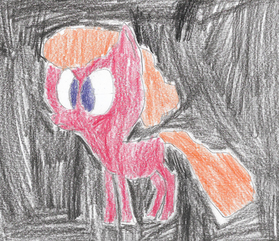 ATG Day 16 - Pony in Darkness by ethanland45
