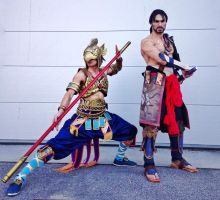 Soul Calibur 5 Cosplay -WCS2015 Selections Preview by LeonChiroCosplayArt