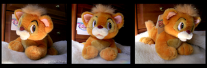 Disney Store Oliver Cat Plush by The-Toy-Chest