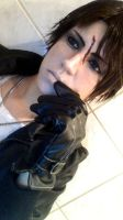 squall make up test by DoctorMarik