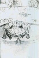 Mr Toad by PublicEnemyNo357