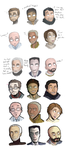 Half Life 2 Characters (2) by Super-Cute