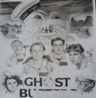 Ghostbusters Eight by Quadcabbage