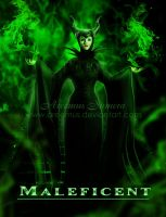 Maleficent by areemus