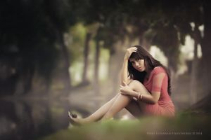 Leave Me Alone by perigunawan