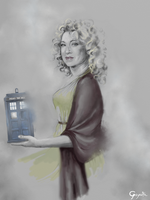 A child of the TARDIS by Goyath