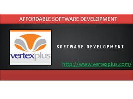 Software Development by macpual