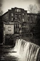 The Old Mill  7409 by FrancoisDeWynter