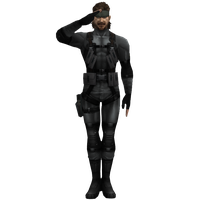 Big Boss Snake by IIReII