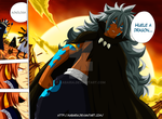 Fairy Tail 470 - pag 16 - 17 by kabaria