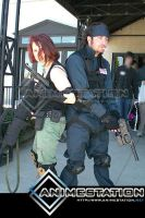 Anime North 2008 Metal Gear3 by whitetiger76