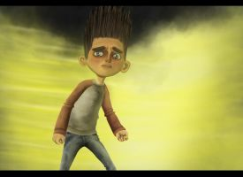 ParaNorMaN by greenseed666