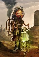 SteamPunkExplorer by VertigoEBC