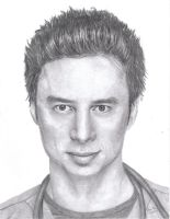 Zach Braff by prod44