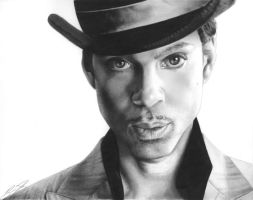 Prince Drawing by golfiscool